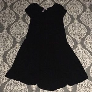 Alya black loose fit dress XS Extra Small